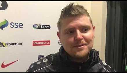 Reaction | Luke Swindlehurst following 3-2 win at Oxford United