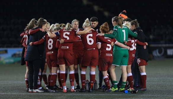 Match preview: Reds host WSL2 side Aston Villa in Conti Cup