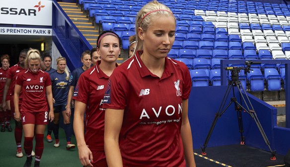 Reds to visit Blackburn Rovers Ladies for friendly