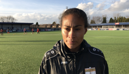 Reaction | Rachel Yankey after 3-0 cup defeat to Manchester United
