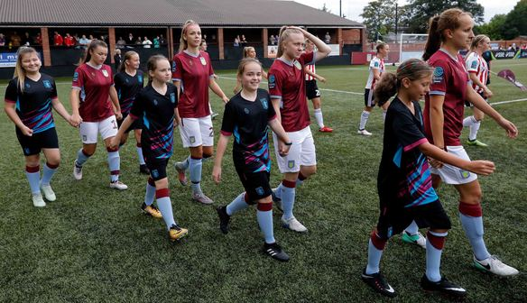 Aston Villa Ladies Fc Official Home Page Thefa Wsl