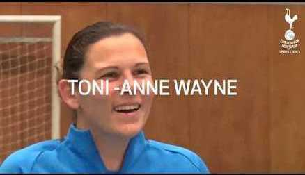 GET TO KNOW... TONI-ANNE WAYNE PART ONE!