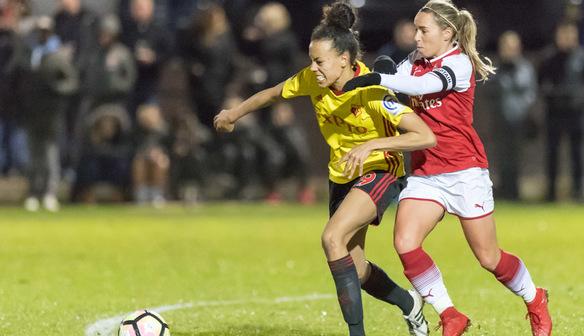 Report: Watford 0-6 Arsenal
