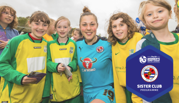 Royals Sister Club Programme Re-launched!