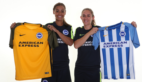 TWO ADDITIONS TO THE ALBION