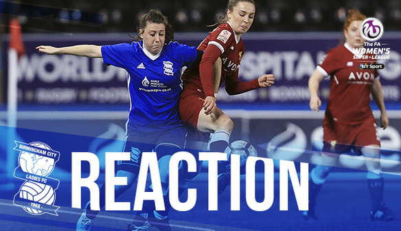 REACTION: FINISHING LET US DOWN