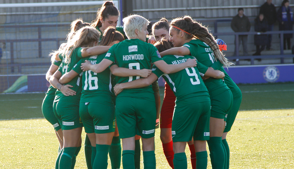 Lady Glovers return to Huish Park