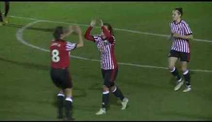 SAFC Ladies 3-1 Aston Villa