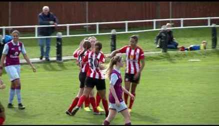 SAFC Ladies 3 Aston Villa Ladies 2