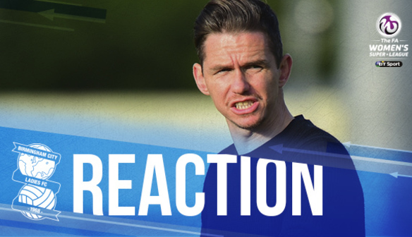 REACTION: BOSS TAKES POSITIVES FROM FRUSTRATING DEFEAT