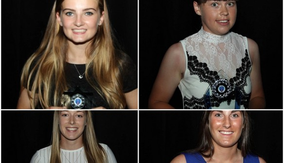 SGS Bristol Academy Female Football Award Winners
