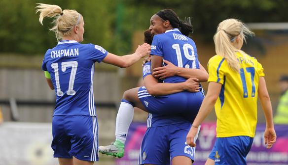 Chelsea 7 Doncaster 0