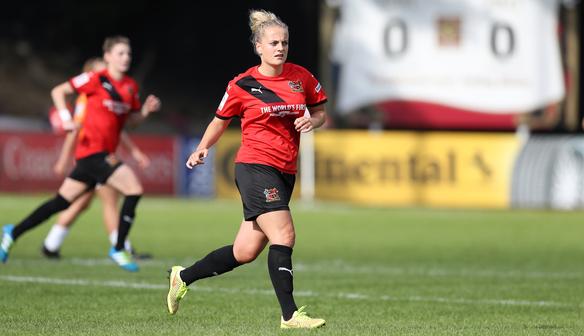 Emma Johnson Sheffield United