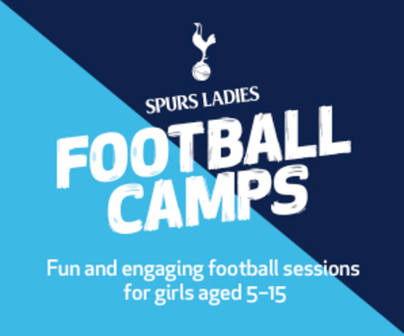 SpursFootball Camp
