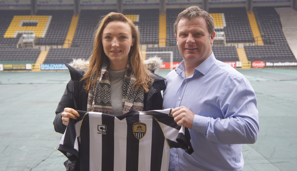 ​Louise Quinn joins Notts County Ladies FC