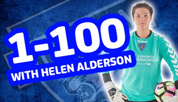 1-100: Helen Alderson