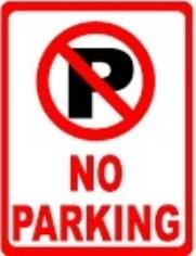 No parking at Abbeymead School - news image