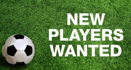 Players Wanted - news image