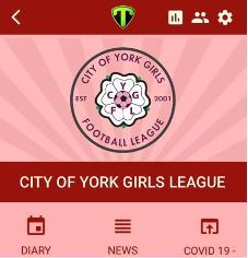 CYGFL App - news image