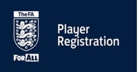 Player Registrations 2021/22 image