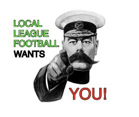 Be a part of Local League Football image