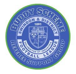 Referee Buddy Scheme  - news image