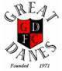 Great Danes U14 Lions