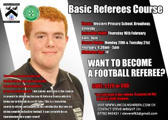 Referees Course - February 2017