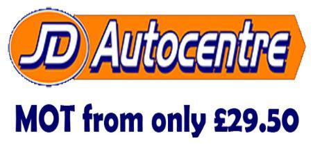 Sponsor - JD Auto Centre