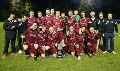 Spixworth win Mummery Cup 2016 - news image