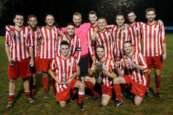 Norwich CEYMS win Don Frost Cup - news image
