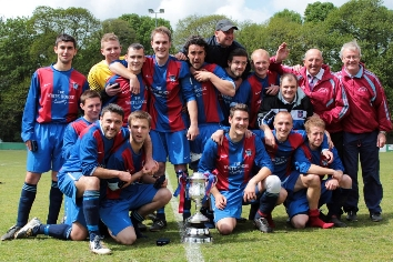 Congratulations to Cup Winners - news image