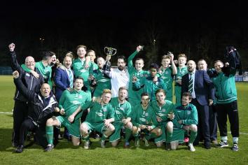 Gorleston Res win CS Morley Cup 2016 - news image