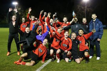 Mundford win Cyril Ballyn Cup 2016 - news image