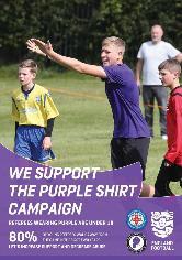 Purple Shirt Campaign - news image