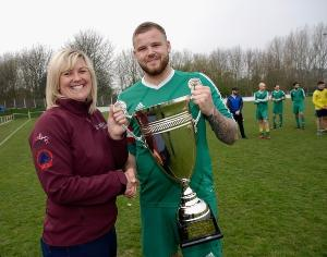 GRAZIERS FC SHOCK FAVOURITES TO LIFT CUP - news image