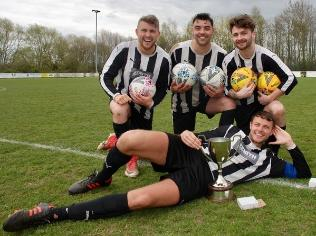 SHEPHERDS ARMS LIFT PREMIERSHIP ONE CUP - news image