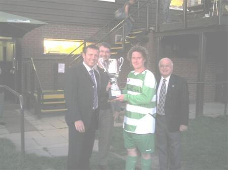 Charity Cup Final - news image