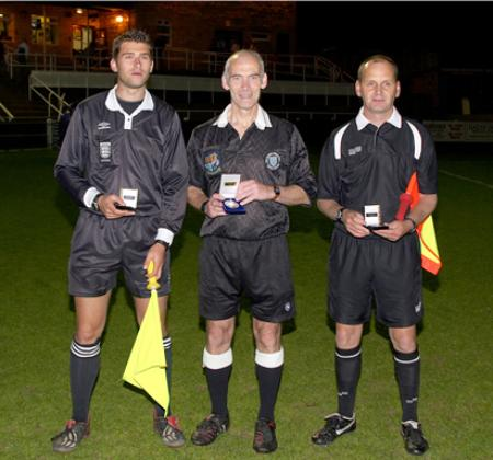 Officials From the Cup Final - news image