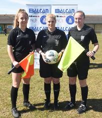 All Female Officials - news image