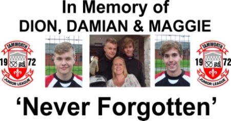 Damian & Dion Memorial Cup - news image