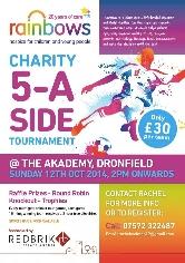 Rainbows Charity Tournament - news image