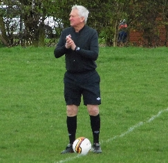 Ralph Morton - Sunday League Referee - news image