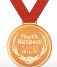 RESPECT AWARD 2015 - news image