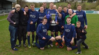 Hasland FC Sunday Senior Champions - news image
