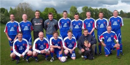 The 2009 Carlisle City Team - news image