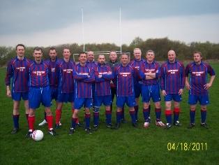 The 2011 Keswick Team - news image