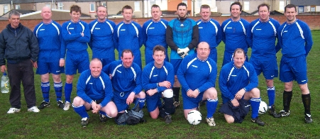 The 2009  Bluebell Team - news image
