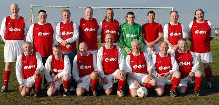 Frostoms Old Guys Earn a New Strip - news image