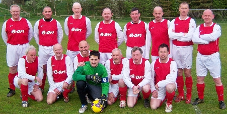 The 2009 Frostoms Team - news image
